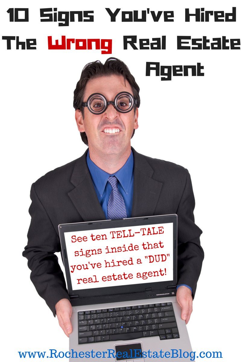 how to find a broker as a real estate agent